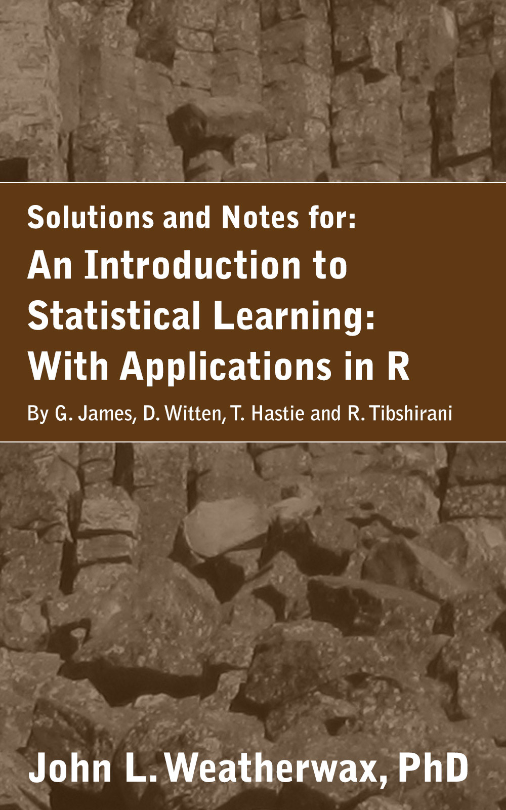 Solutions and Notes for: An Introduction to Satistical Learning: With Applications in R